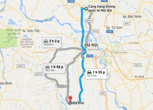 khoang-cach-nb-my-duc-69km