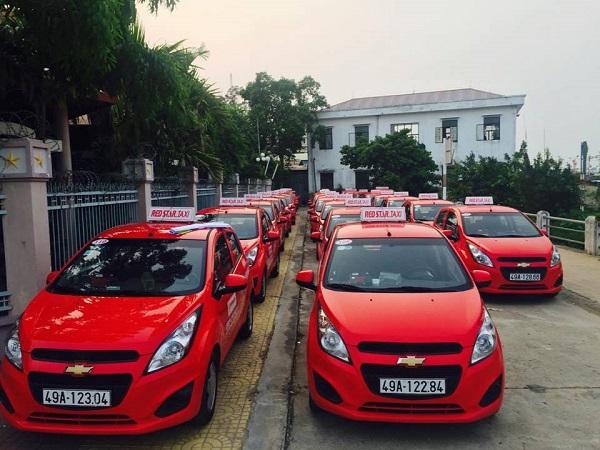 Taxi ở sân bay Liên Khương - Đà Lạt