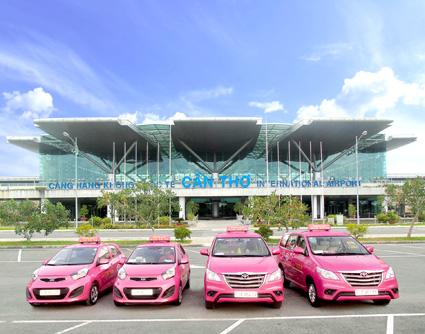 Taxi sân bay Cần Thơ