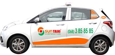 Xe taxi Tuy Hòa