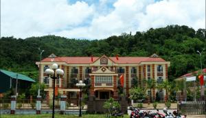 Xã Mường Nhé