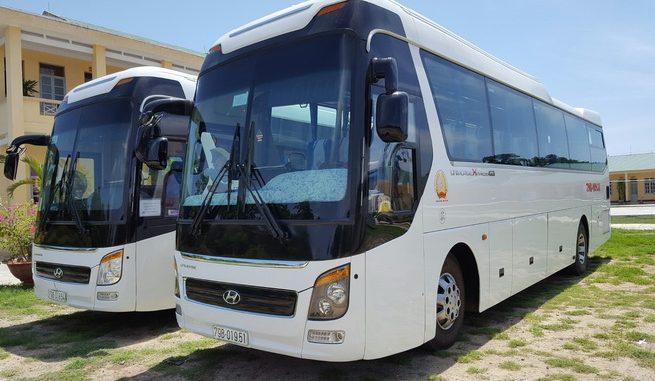 Xe du lịch Tuy Hòa - Phú Yên