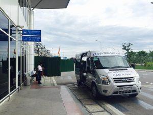 Xe đưa đón sân bay Điện Biên