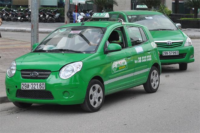 Xe taxi tại Hà Nội