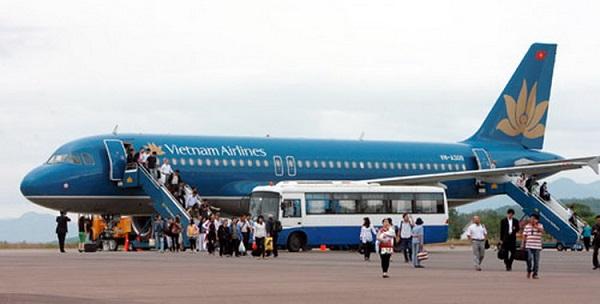 Xe đưa đón sân bay Nội Bài Vietnam Airlines