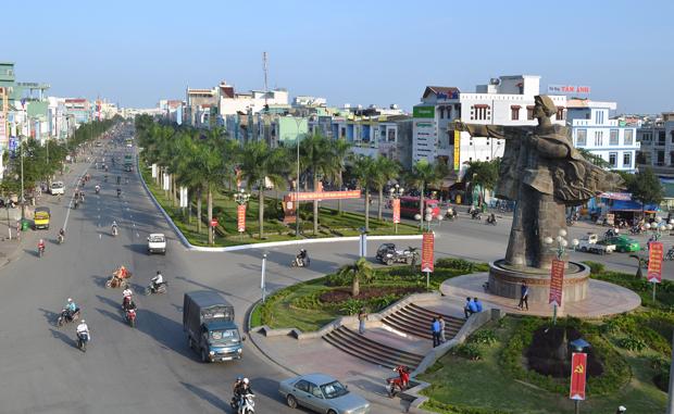 Xe đưa đón sân bay Đà Nẵng Thanh Khê