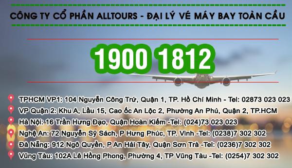 Xe đưa đón sân bay Đà Nẵng của Vietnam Airlines