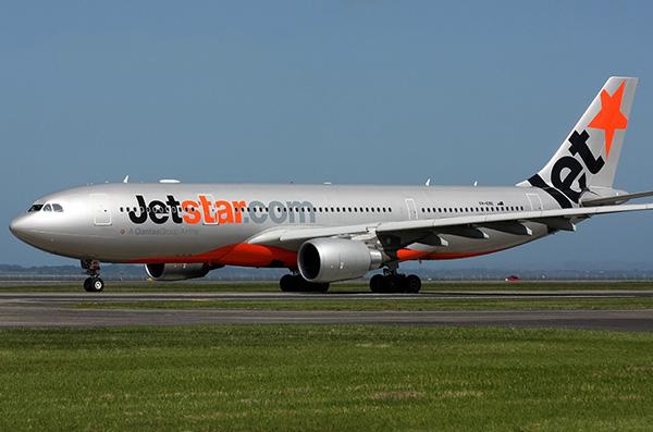 Xe dưa đónn sân bay Đà Nẵng của Jetstar