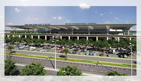 Xe đưa đón sân bay Nội Bài đi Phú Xuyên của Vietjet Air