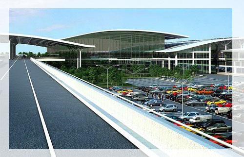 Xe đưa đón sân bay Nội Bài đi Phú Xuyên của Vietnam Airlines