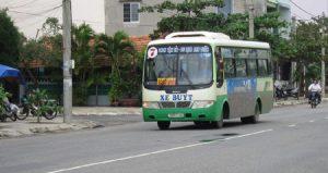 Tuyến xe buýt tại Tuy Hòa - Xe đưa đón sân bay Tuy Hòa đi Đông Hòa