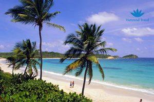 Bãi biển Cửa Cạn - Xe đưa đón sân bay Phú Quốc đi Cửa Cạn
