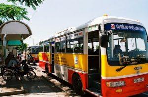 Tuyến xe buýt tại Cam Ranh - Xe đưa đón sân bay Cam Ranh đi Trường Sa
