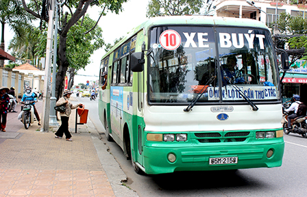 Tuyến Xe Buýt - Xe đưa đón sân bay Cần Thơ đi Châu Thành A