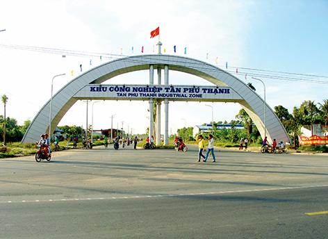 Huyện Châu Thành A - Xe đưa đón sân bay Cần Thơ đi Châu Thành A