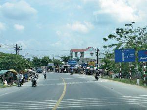 Huyện Châu Thành - Xe đưa đón sân bay Cần Thơ đi Châu Thành