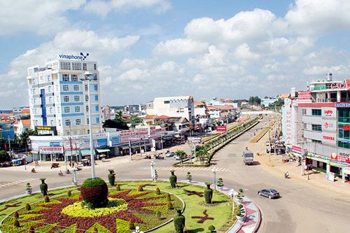 xe đưa đón sân bay Tân Sơn Nhất đi Bình Phước