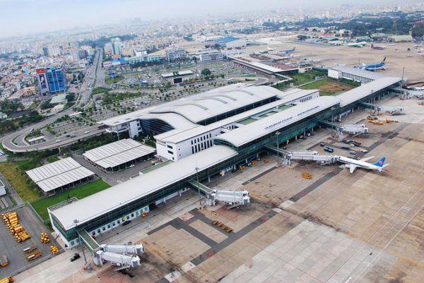 Xe đưa đón sân bay Tân Sơn Nhất đi Long An