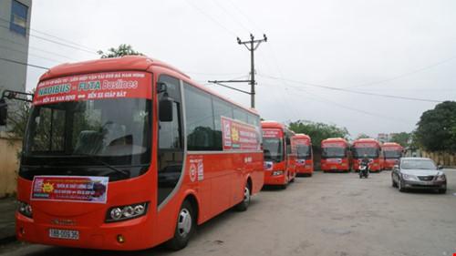 Xe đưa đón saanbay Nội Bà đi Nam Định