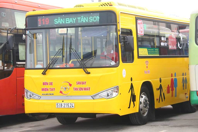 Xe đưa đón sân bay Tân Sơn Nhất đi Cà Mau