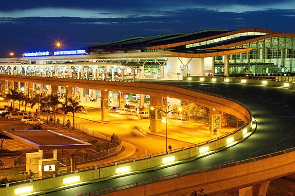 Xe đưa đón sân bay Tân Sơn Nhất đi Cần Thơ