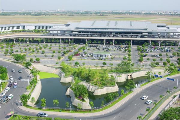 Xe đưa đón sân bay Tân Sơn Nhất đi huyện Hóc Môn