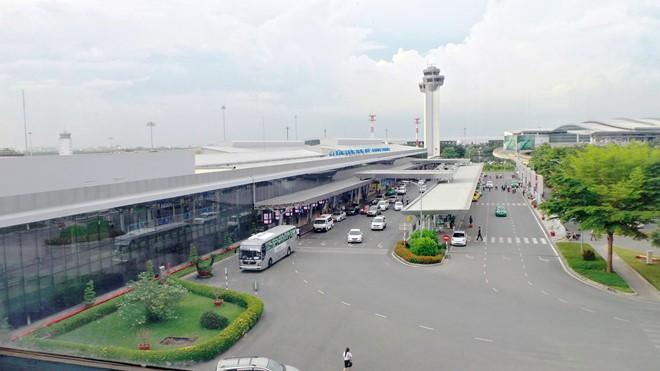 Xe đưa đón sân bay Tân Sơn Nhất đi quận 10