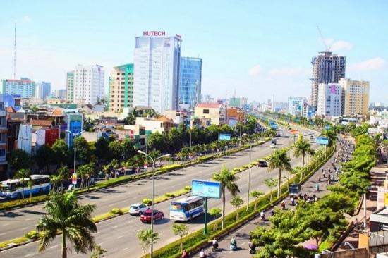 Xe đưa đón sân bay Tân Sơn Nhất đi quận Bình Thạnh