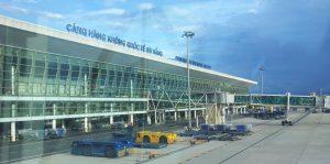 xe đưa đón sân bay Đà Nẵng