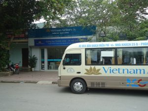 Xe đưa đón khách bay Sài Gòn đi Thanh Hóa