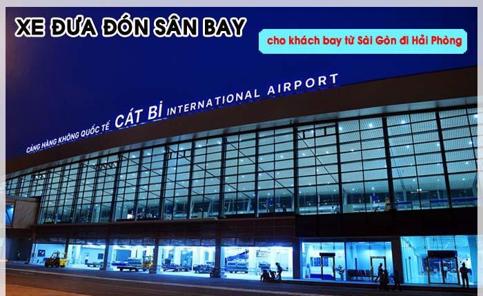 xe-dua-don-khach-bay-tu-sai-gon-di-hai-phong-cua-vietnam-airlines