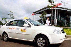 Taxi Quyết Tiến - Xe đưa đón sân bay Buôn Ma Thuột Krông Pắk
