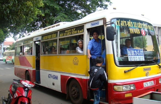 Tuyến Xe Buýt - Xe đưa đón sân bay Buôn Ma Thuột Krông Pắk